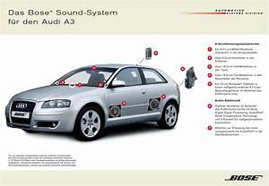 Audi Bose Sound System : a3 sound radio wechseln trotz bose audi a3 8p 8pa ~ Kayakingforconservation.com Haus und Dekorationen