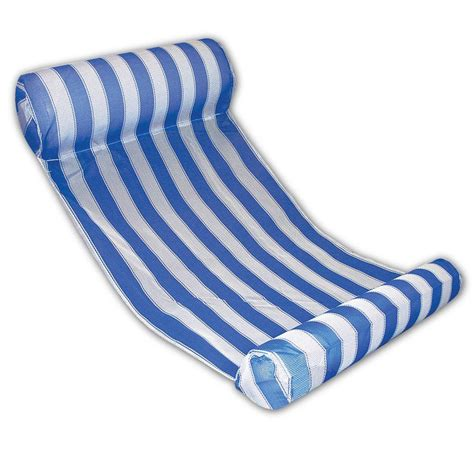 Pool Hammock Lounger by Poolmaster Water Hammock Lounger 70743 The Home Depot