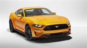 Ford Mustang GT Top Speed - OTOAA.NET