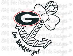 Georgia Bulldog Svg File