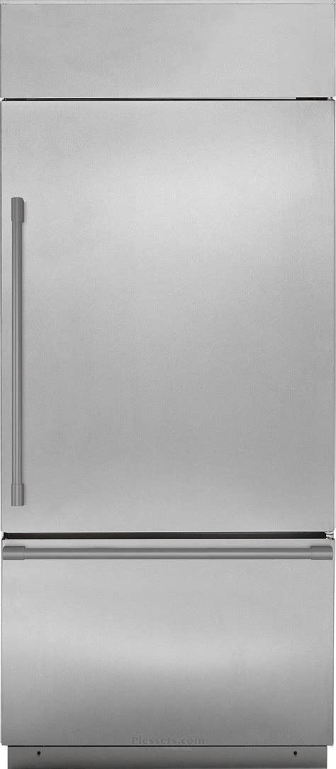 monogram zicsnnlh   built  bottom freezer refrigerator   cu ft capacity