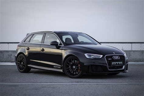 Audi Rs3 by Official Mtm Audi Rs3 With 300km H Top Speed Gtspirit