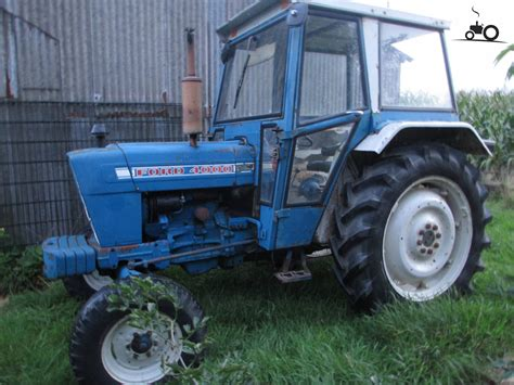 Ford 4000 Tractor Turbo