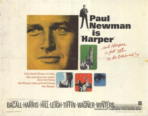 Harper~ (1966) | Paul newman, Movies for boys, Old movie ...
