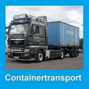 Containertransport pris