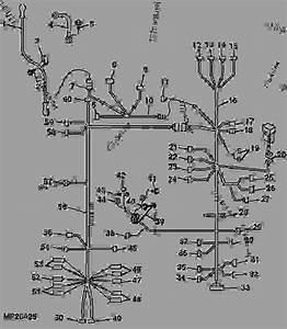 Wiring Harness  4110h