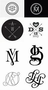 best 25 monogram tattoo ideas on pinterest tattoo of With initials design