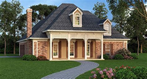 Small Luxury House Plan  Family Home Plans Blog
