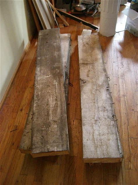 Wood Plank Table Oak