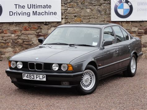 Used 1989 Bmw E34 5 Series 89 96 525i Se For Sale In