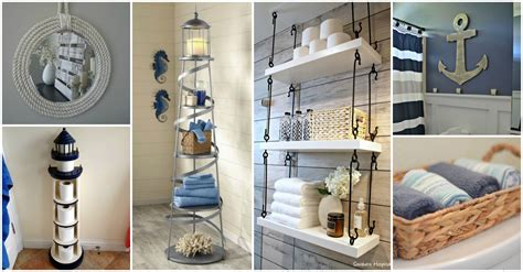 lighthouse bathroom decor ideas nautical bathroom decor home design