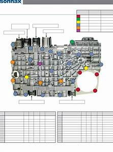 5r55e Valve Body Diagram