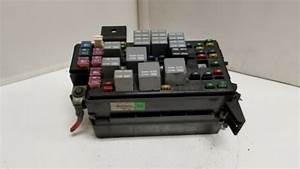 2001 2002 2003 01 02 03 Hyundai Xg Fuse Box Block Relay