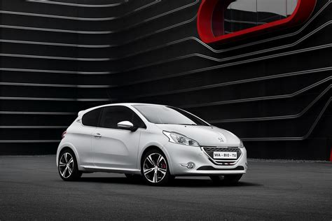 Peugeot Cars News 2018 208 Gti Unveiled