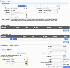 Best photos of create free invoice pest control invoices for Create business invoice