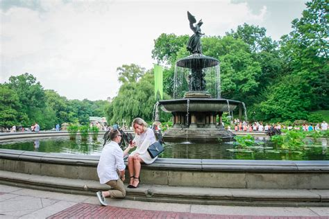 Places To Propose In Nyc