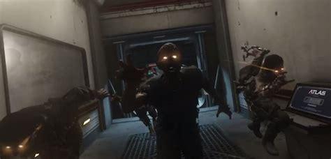 Advanced Warfare Exo Zombies Teaser