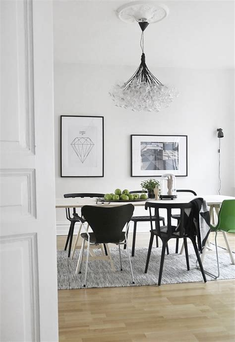 Scandinavian Dining Room Design Ideas Inspiration by 40 Cool Scandinavian Dining Room Designs Digsdigs