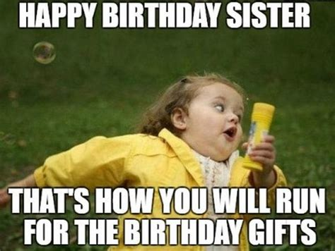 Sister Meme - 40 birthday memes for sister wishesgreeting