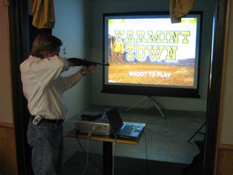 laser shot arcade games portland  seattle wa