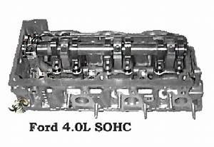 Ford Sohc 4 0