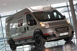 Les Camping Car : hymer goldschmitt le camping car le plus rapide du monde ~ Medecine-chirurgie-esthetiques.com Avis de Voitures
