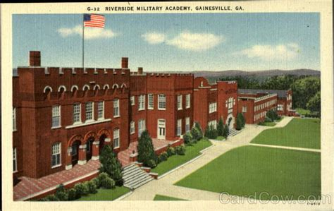 Riverside Military Academy Gainesville, GA