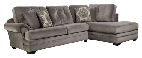 sectional with chaise sectional sofa with chaise on right side by corinthian