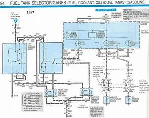 1987 F250 7 5 Carbureted Fuel Pump Wiring