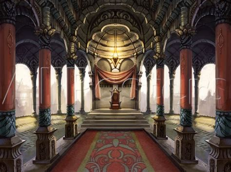 throne room story worlds fantasy concept art fantasy
