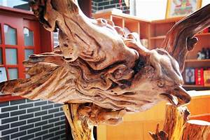 Image Gallery root carving