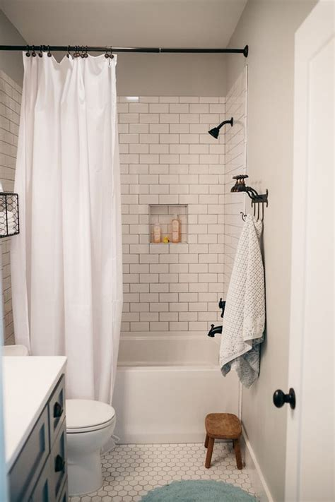 Primary Farmhouse Style Shower Curtain Useful