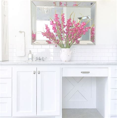 sherwin williams extra white cabinets beautiful homes of instagram home bunch interior design 331 | Sherwin Williams Extra White. Crisp White Cabinet Paint Color. This is one of the best crisp clean white paint color for cabinets and trim Sherwin Williams Extra White SherwinWilliamsExtraWhite