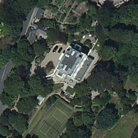 Bono's House in Killiney, Ireland (Bing Maps)