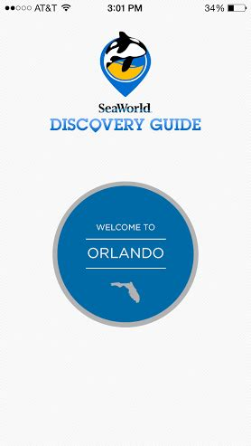 Busch Gardens Application - seaworld and busch gardens mobile app gives you more
