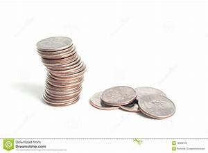 Coin Stack Stock Photos - Image: 18568123