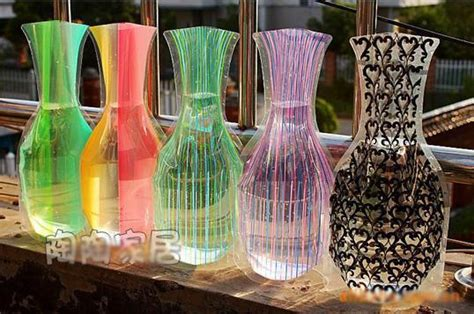 collapsible flower vase dhl free pvc folding flower vase pvc vase foldable plastic