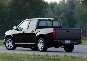 2004 - 2012 Chevrolet Colorado