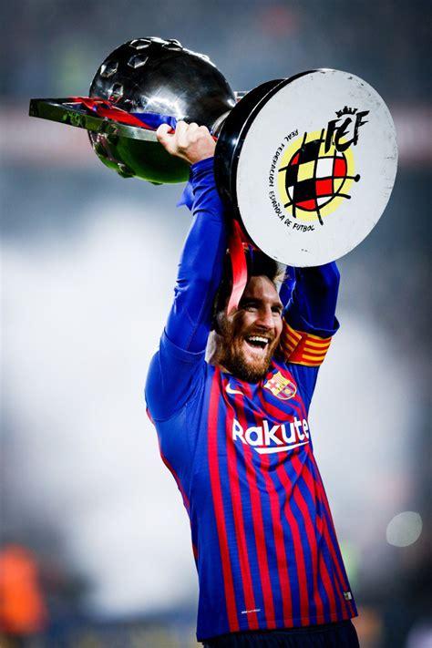 Barcelona seal the La Liga title; Lionel Messi scripts ...