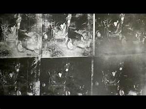 """""""Silver Car Crash """", nouveau record pour un Warhol - YouTube"""