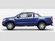 Ford Ranger XLT 4X4 Super Cab Pickup Reviews Pricing