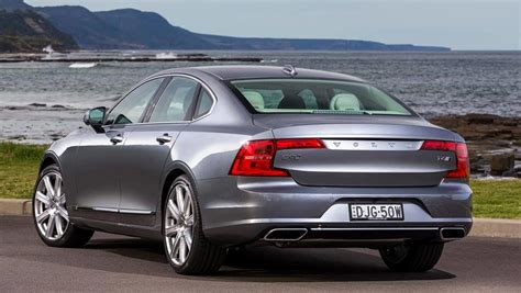Volvo S90 by Volvo S90 2016 Review Australian Drive Carsguide