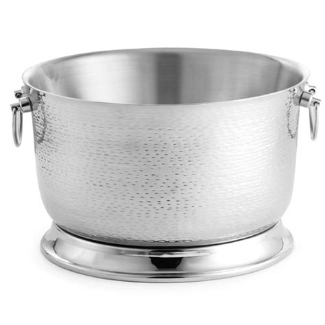 cooler tubs for drinks stainless steel walled beverage tub
