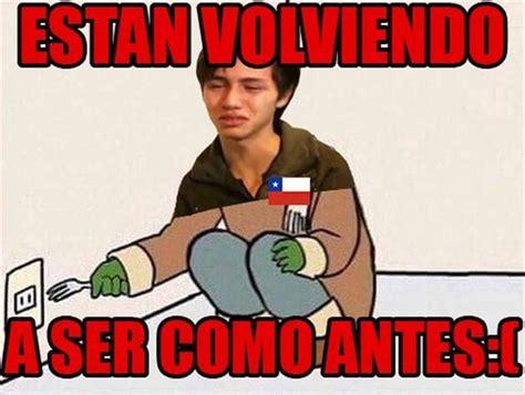 Photos Of Memes - los memes que dej 243 la derrota de chile ante bolivia en eliminatorias memes de la derrota de