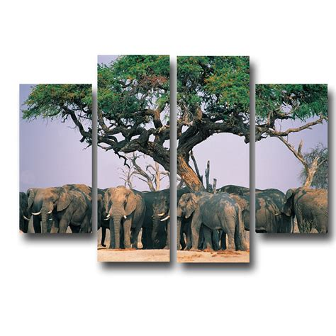 Elephant Wall Decor by Online Get Cheap Elephant Wall Decor Aliexpress Com