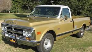 1970 Gmc 3  4 Ton Long Bed Pickup