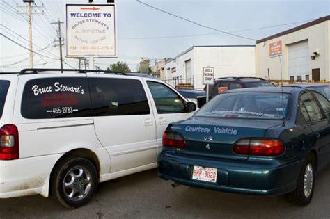 view  edmonton auto repair workshop bruce stewart