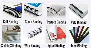 shipping With types of document binding