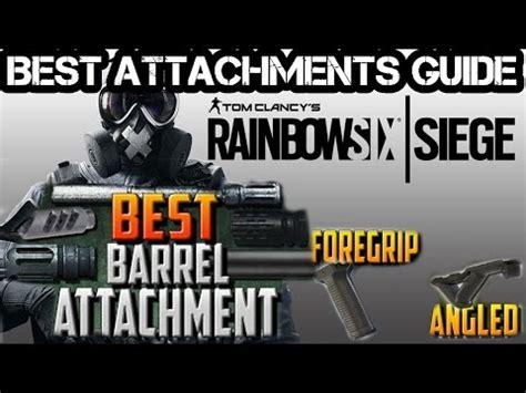 post fix rainbow six siege best attachments guide