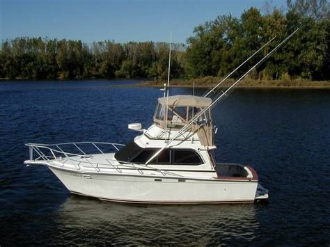 Boat Loans Nj by 1987 Egg Harbor Convertible Sedan Power Boat For Sale